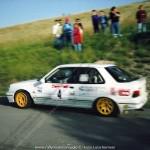 1992 - Rally Appennino Modenese, Parma-Corazza