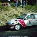 1992 - Rally Appennino Modenese, Lorenzini-Sartori