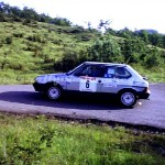 1992 - Rally Appennino Modenese, Romano-Rubini
