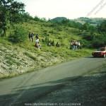 1992 - Rally Appennino Modenese, Randi-Mazzari