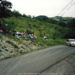 1992 - Rally Appennino Modenese, Benedetti-Ferrari