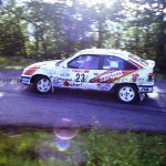 1992 - Rally Appennino Modenese, Medici-Incerti