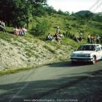 1992 - Rally Appennino Modenese, Pasquetto-Venturelli