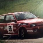 1992 - Rally Appennino Modenese, Rosi-Cantarelli