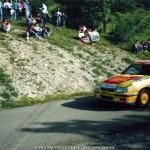 1992 - Rally Appennino Modenese, D'Arcio-D'Arcio