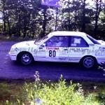 1992 - Rally Appennino Modenese, Neri-Zannoni