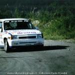 1992 - Rally Appennino Modenese, Prandini-Odorici