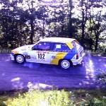 1992 - Rally Appennino Modenese, Zanfini-Zavalloni