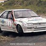Rally Appennino Modenese 1994, Fornoni-Bosis