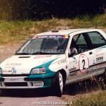 Rally Appennino Modenese 1994, Cappi-Scorcioni