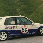 Rally Appennino Modenese 1994, Cocco-Zona