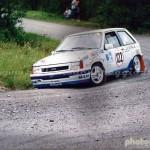 """Rally Appennino Modenese 1994, Braglia-""""Morris"""""""