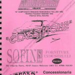 Rally Appennino Modenese 1994, Classifica finale (1^ parte)