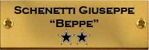 Schenetti Giuseppe Beppe