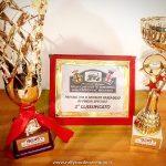 I premi vinti da Grani-Lombardi